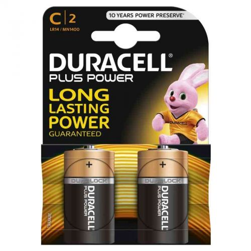 DURACELL PLUS POWER MEZZATORCIA [C] 1400