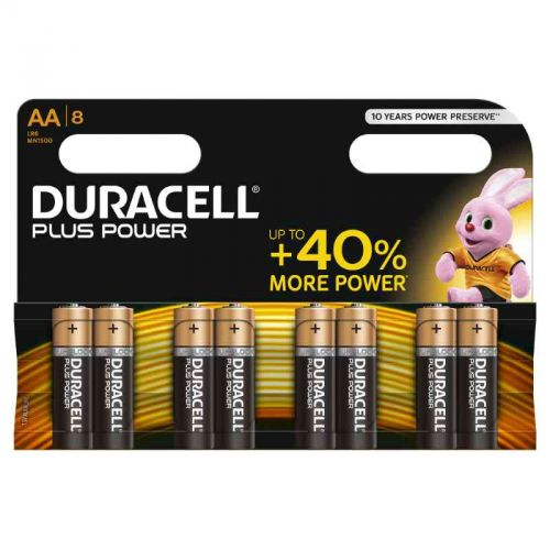DURACELL PLUS POWER STILO (AA)