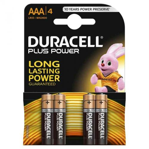 DURALOCK PLUS POWER MINISTILO (AAA) 2400