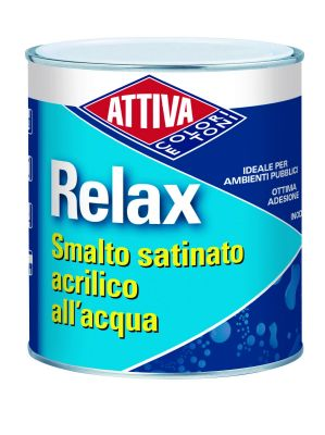 RELAX ALL'ACQUA SATINATO