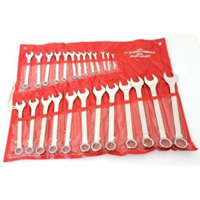 SET 25 CHIAVI COMBINATE 6-32 MM CROMO VANADIO